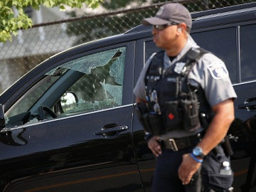 Varios heridos, entre ellos un congresista republicano, en un tiroteo en EEUU