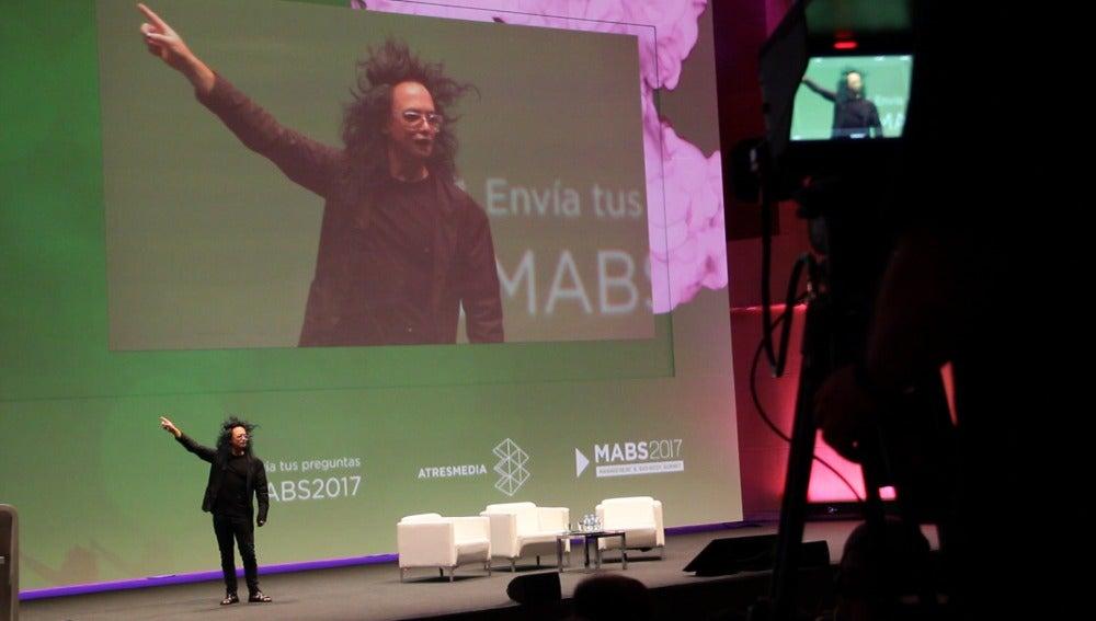 David Shing en el MABS2017