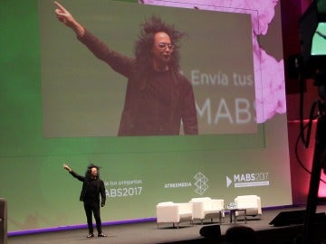David Shing en el MABS2017