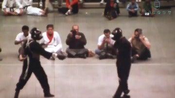 Sale a la luz un vídeo inédito de una pelea real de Bruce Lee