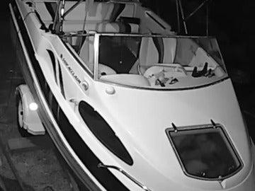 Barco robado