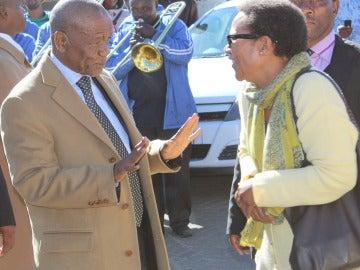 Muere asesinada a tiros la mujer del nuevo primer ministro de Lesoto