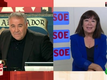 """Narbona, nueva presidenta del PSOE: """"Hay claras coincidencias entre nuestras políticas y las de Podemos"""""""