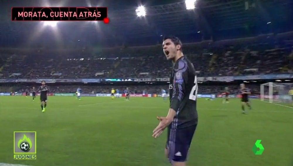 Morata está más cerca del United
