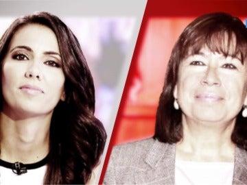 Ana Pastor y Cristina Narbona