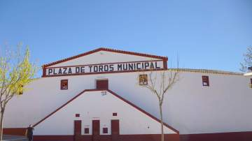 Plaza de toros de Valdepeñas