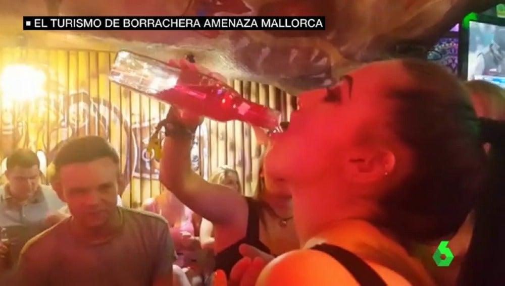 Turismo de borrachera