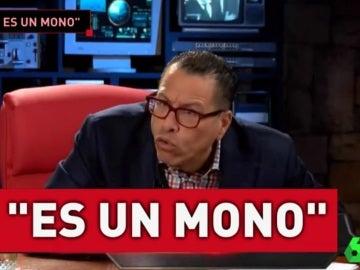 Periodista realiza comentarios racistas contra Caicedo
