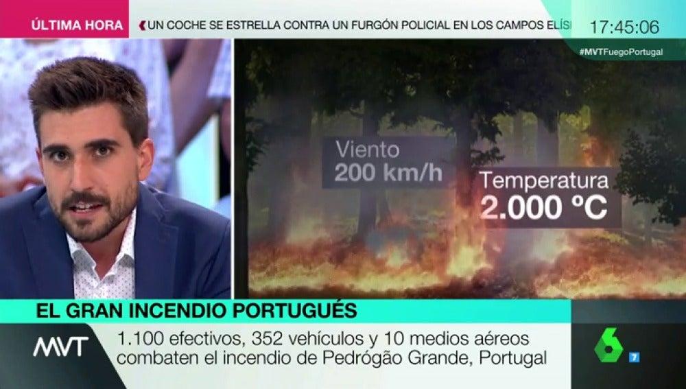 Adrián Cordero en Más Vale Tarde