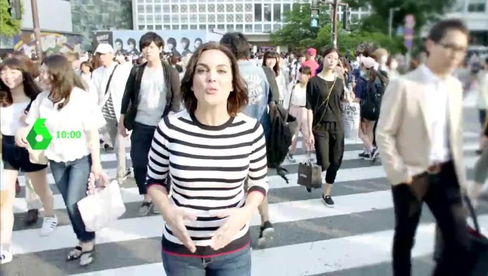 Mónica Carrillo viaja a Japón en 'En busca de la longevidad'