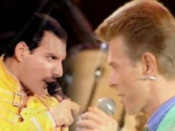 Vuelven las voces de Mercury y Bowie: la banda 'Queen' recatará material inédito que nunca salió a la luz