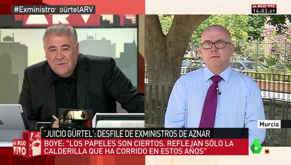 Gonzalo Boye en ARV