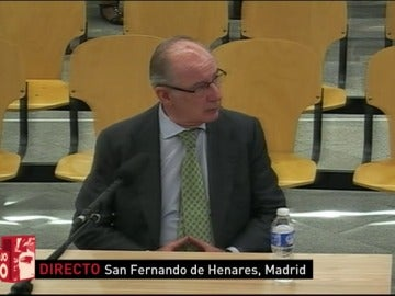 Rodrigo Rato declara ante el juez