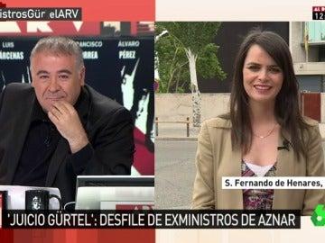 Ángela Martialay en ARV