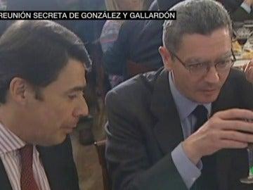 Ignacio González y Alberto Ruiz Gallardón