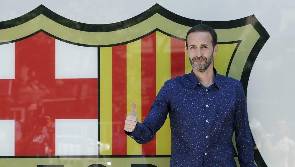Sito Alonso, nuevo entrenador del Barcelona Lassa