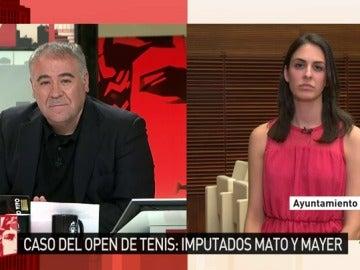 Rita Maestre en Al Rojo Vivo