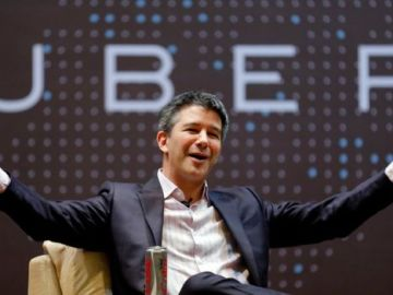 Travis Kalanick, cofundador de Uber