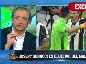 Josep Pedrerol, en El Chiringuito