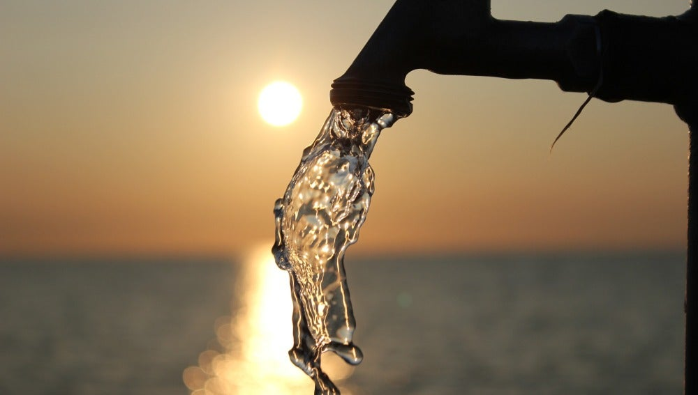 Resultado de imagen para Producir agua potable a partir del aire ya es posible, y podría salvarnos de la sequía