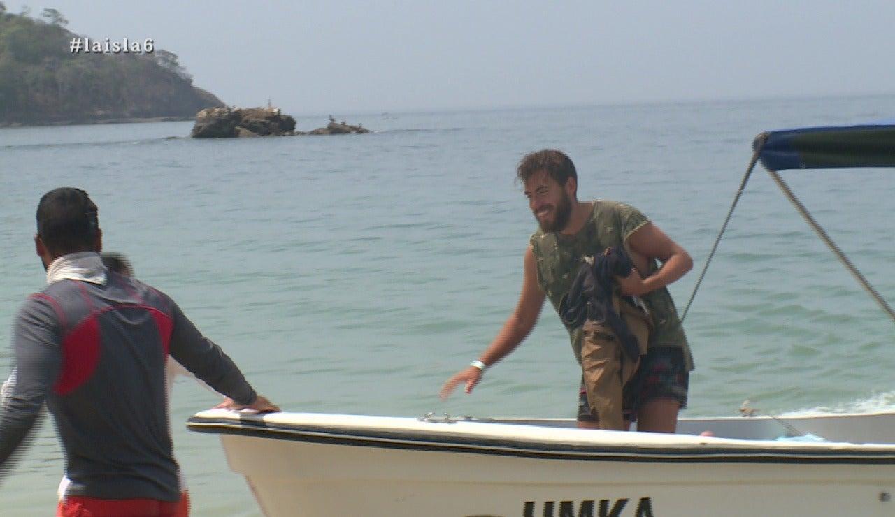 Juan regresa a La Isla