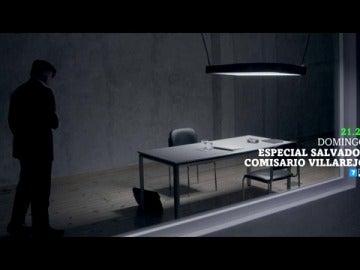 Salvados con el comisario Villarejo