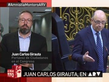 Juan Carlos Girauta en ARV