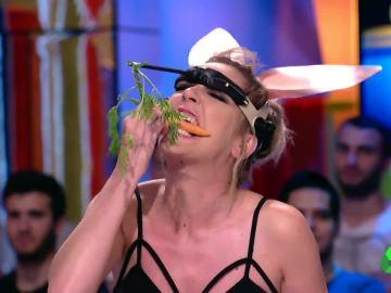 Anna Simon se come la zanahoria a la que aludía Montoro