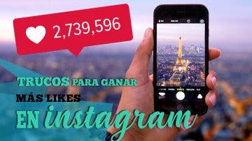 Curiositips Ciencia y Tecno - Trucos para conseguir más likes en Instagram