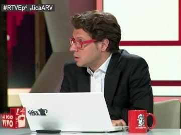 Fernando Berlín en ARV