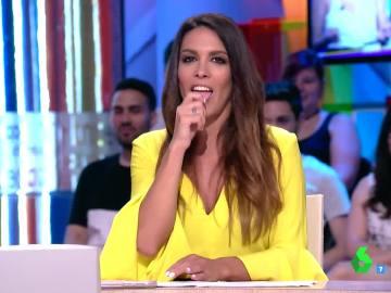Lorena Castell, de acuerdo con tener helados con sus caras en Zapeando
