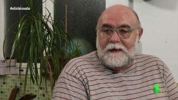 Federico Armenteros, presidente de la fundación '26 de diciembre'