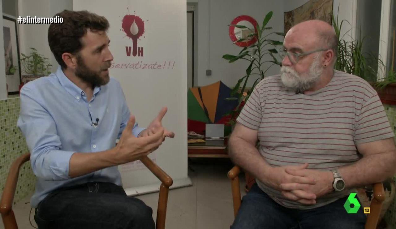 Gonzo y Federico Armenteros