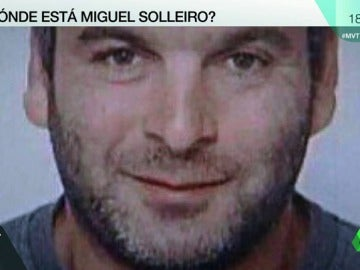 Miguel Solleiro, desaparecido en 2016