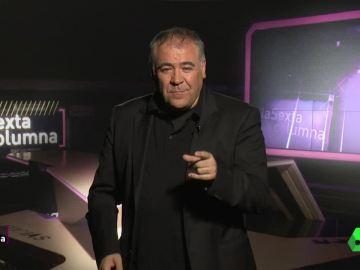 El mensaje de Antonio García Ferreras a Zapeando por sus 900 programa