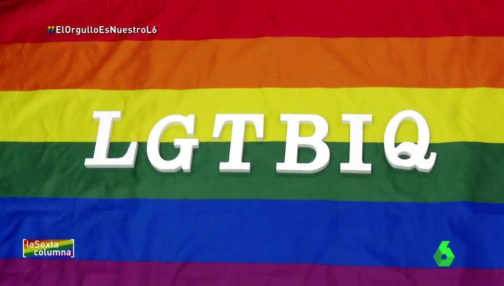 Manual para no perderse con el significado de las siglas LGTBIQ