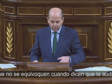 Ramón Moreno, diputado del PP.