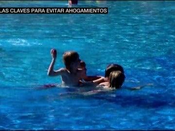 Un niño puede morir ahogado en apenas 27 segundos