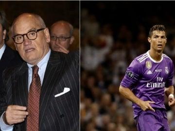 Carles Vilarrubí habla sobre el 'caso Cristiano'
