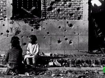 La casa que se convirtió en un símbolo de la guerra civil española
