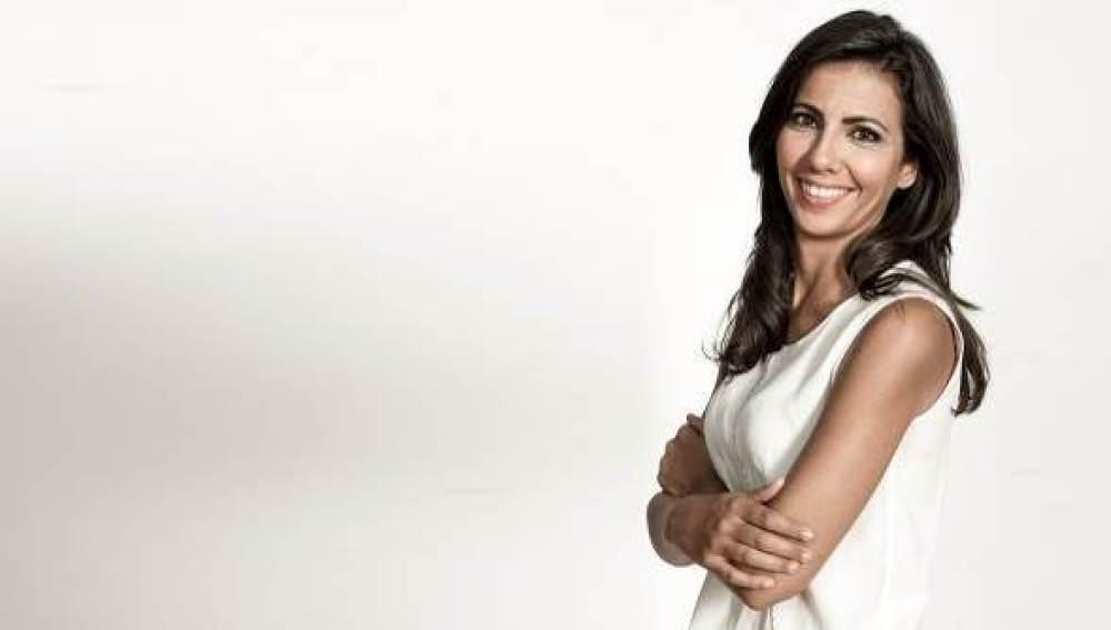 La periodista Ana Pastor, presentadora de 'El Objetivo'