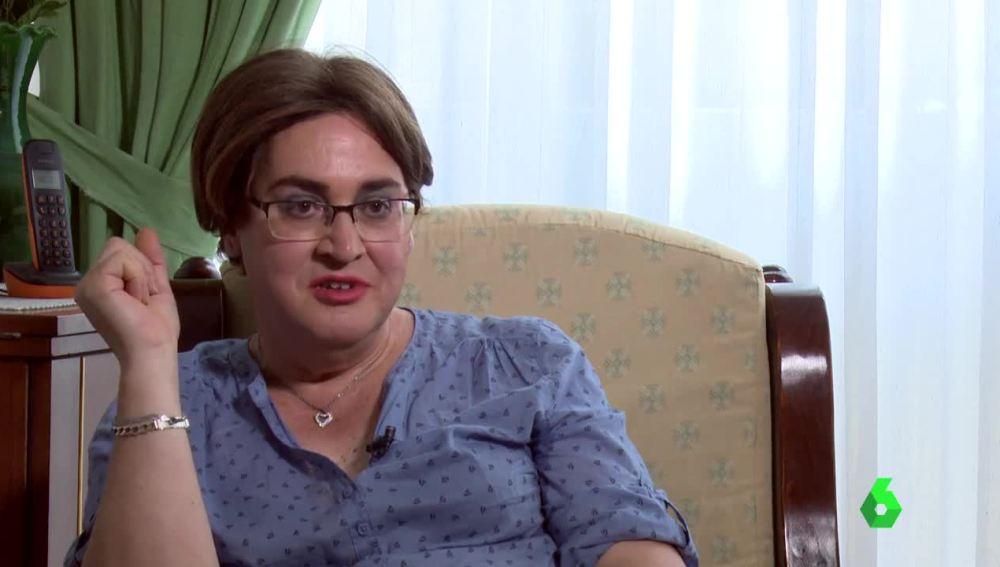 La historia de Carmen tras cambiar de sexo