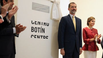 Inauguración Centro Botín