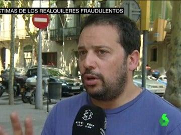 Martín denuncia ser víctima del realquiler de su casa