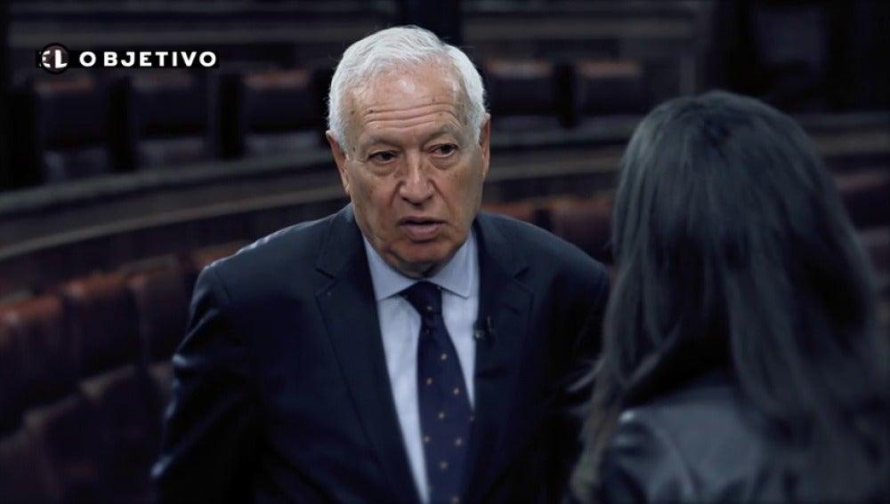 Margallo habla sobre la gestión del gobierno español en el accidente de Palomares