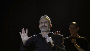 El cantante Miguel Bosé en una imagen de archivo