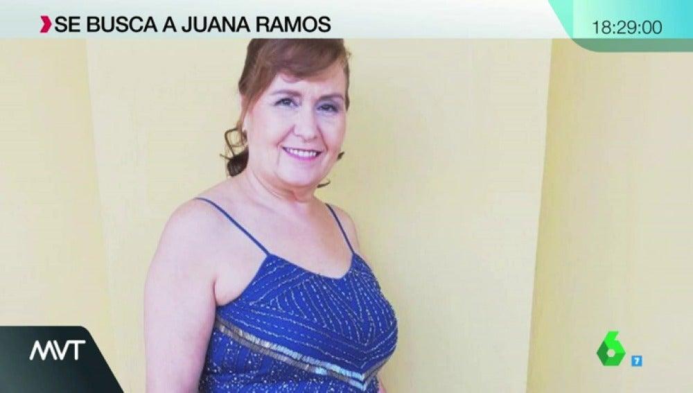 Tras la pista de Juana Ramos