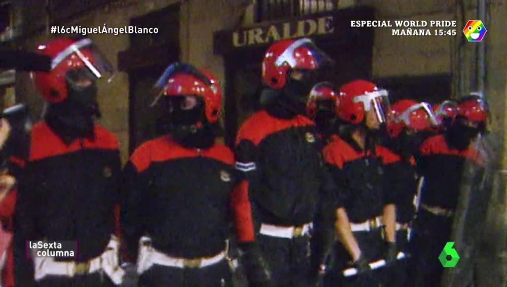 1997: el año que la Policía del País Vasco comenzó a mirar a los ojos a ETA