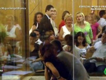 Así vivió Mari Mar el juicio a los asesinos de su hermano Miguel Ángel Blanco