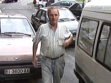 El padre de Miguel Ángel Blanco